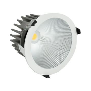 LAMPU DOWNLIGHT LED COB HIGH POWER 50W 3000K  - WARM WHITE_1