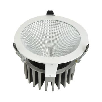 LAMPU DOWNLIGHT LED COB HIGH POWER 50W 3000K  - WARM WHITE_2