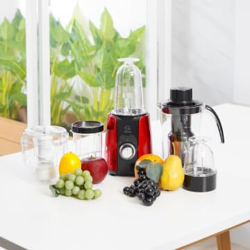 APPETITE NOVA SET MINI BLENDER - MERAH_1