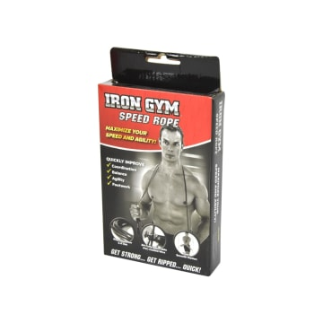 IRON GYM TALI SKIPPING WIRE SPEED_2