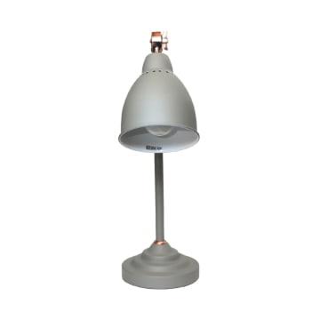 GATSBY LAMPU MEJA 47X17X52CM - ABU-ABU_2
