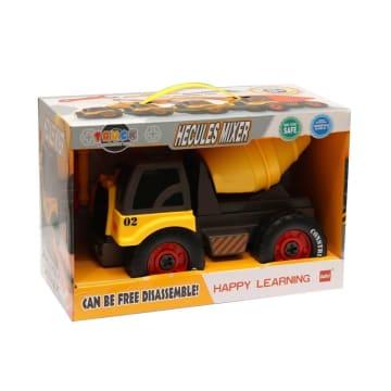 TOP GEAR DIY MAINAN TANK CAR BW88991_3