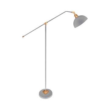 GAYLE LAMPU LANTAI - ABU ABU_2