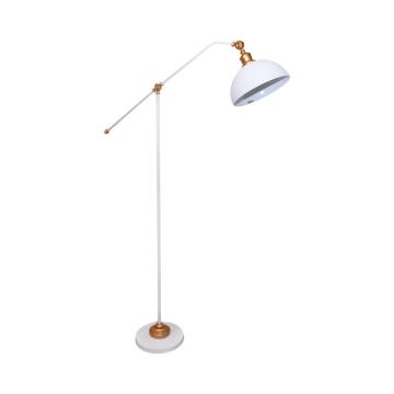 GAYLE LAMPU LANTAI - PUTIH_1