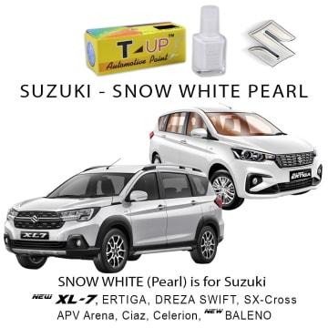 T-UP CAT OLES DEEP SCRATCH REMOVER SUZUKI SNOW WHITE PEARL_1