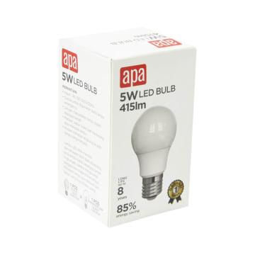 APA BOHLAM LED 5W 415 LUMENS - COOL DAYLIGHT_2