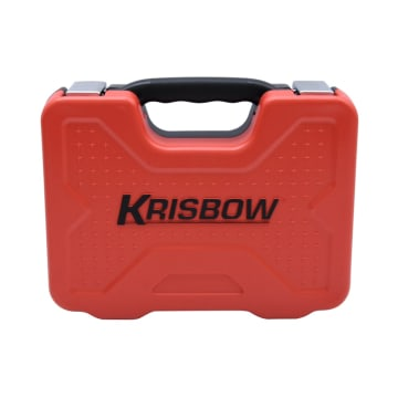 KRISBOW MECHANICAL TOOL SET 37 PCS_2