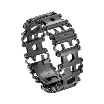 LEATHERMAN ALAT SAKU TREAD METRIC - HITAM_3