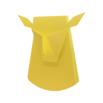 EGLARE LAMPU DINDING LED DEER - GOLD_2