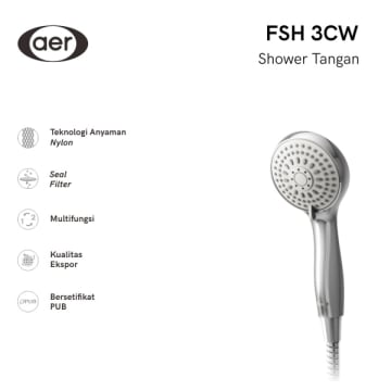 AER HAND SHOWER FSH-3CW_3