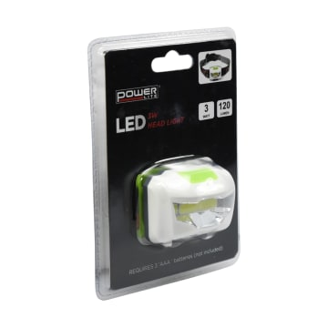 POWERLITE SENTER KEPALA LED 3W 120LM_2
