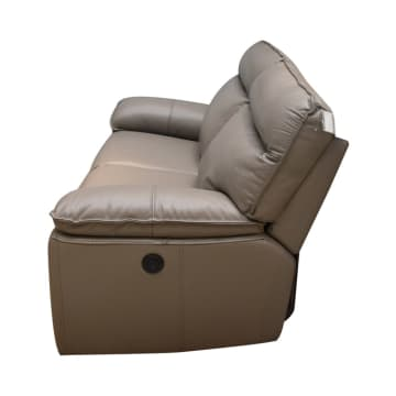 CHEERS MARVIN SOFA RECLINER 2 DUDUKAN - KREM_4