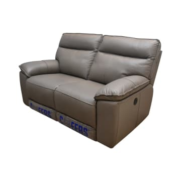 CHEERS MARVIN SOFA RECLINER 2 DUDUKAN - KREM_3
