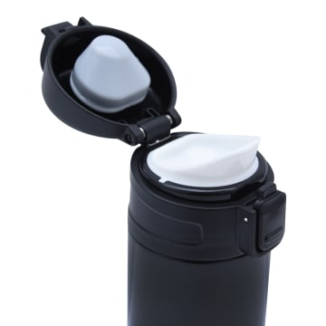 ATARU VACUUM FLASK SUPERLIGHT 350 ML - HITAM_3