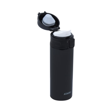 ATARU VACUUM FLASK SUPERLIGHT 350 ML - HITAM_2