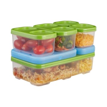 RUBBERMAID WADAH MAKANAN LUNCHBLOX ENTREE KIT_2