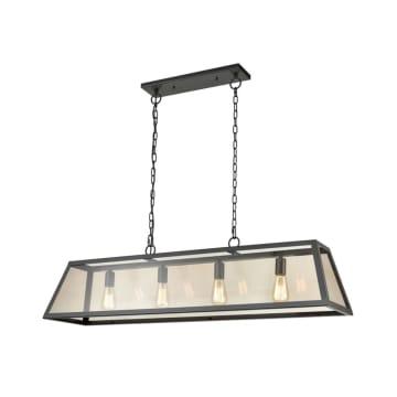 HAMPTON LAMPU GANTUNG HIAS 4L_1
