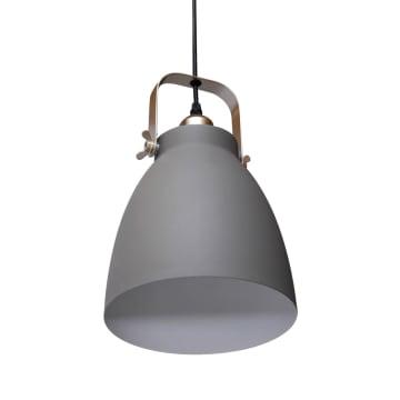 GORDON LAMPU GANTUNG HIAS 22X22X180 CM - ABU-ABU_2