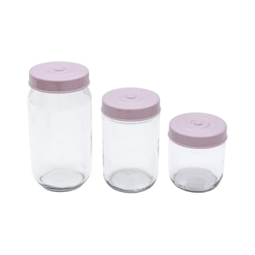 HEREVIN SET STOPLES SAKLAMA POWDER 3 PCS_1