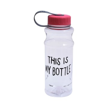 EPLAS BOTOL MINUM MY BOTTLE 750 ML - MERAH_1