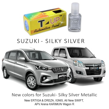 T-UP CAT OLES DEEP SCRATCH REMOVER - SUZUKI SILKY SILVER MET_1