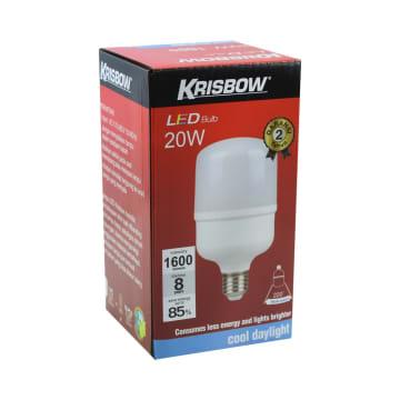 KRISBOW BOHLAM LED HIGH POWER 20W - COOL DAYLIGHT_2