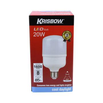 KRISBOW BOHLAM LED HIGH POWER 20W - COOL DAYLIGHT_3