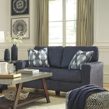 ASHLEY BURGOS SOFA 2 DUDUKAN - BIRU NAVY_2