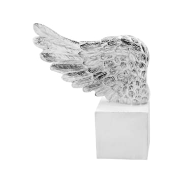 MINIATUR DEKORASI BOOK END ANGEL WINGS_2