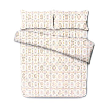 BED COVER MICROFIBER MOZAIC_1