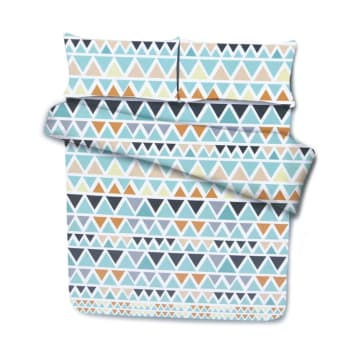BED COVER MICROFIBER  PYRAMID_1