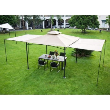 GAZEBO TWO SIDEWALLS 3X3 MTR_2