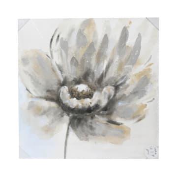 LUKISAN MINYAK FLOWER 33A 100X100 CM_1