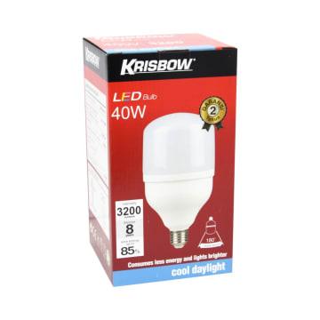 KRISBOW BOHLAM LED HIGH POWER 40W - COOL DAYLIGHT_2