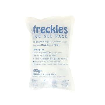 Freckles Cooler Bag Triangle Blue_5