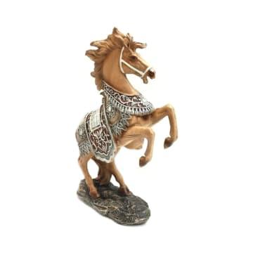 MINIATUR DEKORASI HORSE 22X8X32.8 CM_2