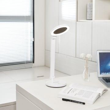 EGLARE LAMPU MEJA LED 8W - PUTIH_2