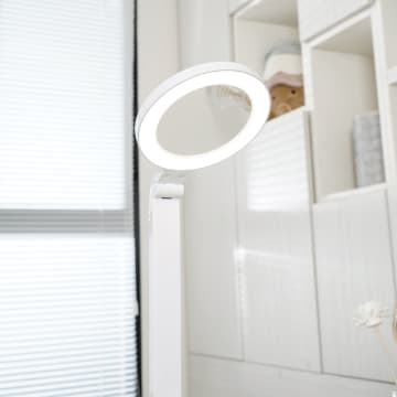EGLARE LAMPU MEJA LED 8W - PUTIH_3