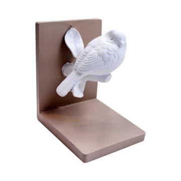 MINIATUR DEKORASI BOOK END BIRDY FRAPPE_2