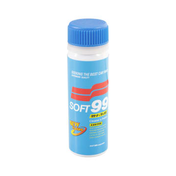 SOFT99 CLEANER AND POLISH 80 ML_1