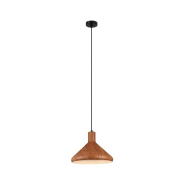 HAVA LAMPU GANTUNG HIAS 35X100 CM - COKELAT_1