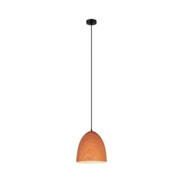 HAVA LAMPU GANTUNG HIAS 25X104 CM - COKELAT_1