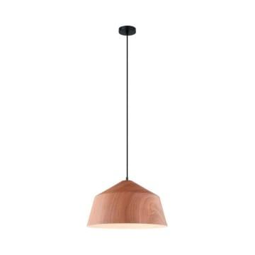 HAVA LAMPU GANTUNG HIAS 42X100 CM - COKELAT_1