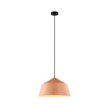 HAVA LAMPU GANTUNG HIAS 42X100 CM - COKELAT MUDA_1
