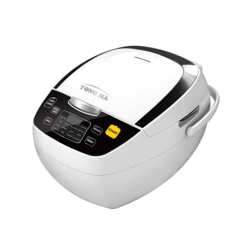YONG MA DIGITAL RICE COOKER YMC 801 2L - PUTIH_1