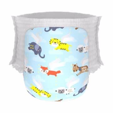 Happy Diapers Pant Popok Bayi - Up! Up! & Away [M30pcs]_1