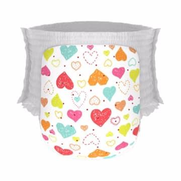 Happy Diapers Pant Popok Bayi - Love Me [Xl 22 pcsA09]_1