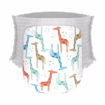 Happy Diapers Pant Popok Bayi - Giraffe [Size L26 pcsA07]_1