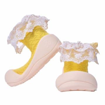 Attipas Lady AW01 Sepatu Bayi Yellow - M_1
