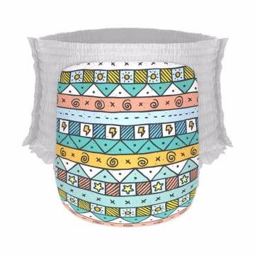 Happy Diapers Pant Popok Bayi - Sunny Tribal [Xl 22 pcsA05]_1